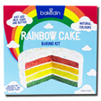 Bakedin Rainbow Cake Baking Kit 1000g