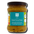 Coop Thai Green Curry Paste 220g