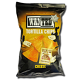 Wanted Tortilla Chips With Cheese 150g