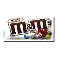 M&M's White Chocolate 70g