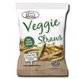 Eat Real Veggie Cheezie Straws 113g