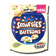 Nestlé Smarties Buttons White Chocolate 30g