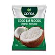 Copra Coco Ralado em Flocos 100g