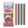 Vidal Gomas Sour Belts 100g