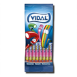 Vidal Dippers Tutti Frutti 12x5.8g