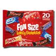 Mars Fun Size Family Favourites 358g