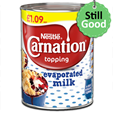 Nestlé Carnation Evaporated Milk 410g