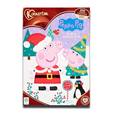 Kinnerton Peppa Pig Advent Chocolate Calendar 40g