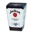 Jim Beam Milk Chocolate Truffles 130g