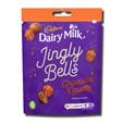 Cadbury Dairy Milk Jingly Bells Chocolate Noisette 73g