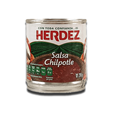 Herdez Salsa Chilpotle Can 210g