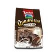 Loacker Quadratini Wafer Cookies Cocoa & Milk 250g