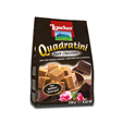 Loacker Quadratini Wafer Dark Chocolate 250g