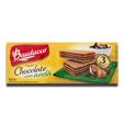 Bauducco Waffer Chocolate Avelã 140g