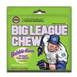 Big League Chew Bubble Gum Pouch Sour Apple 60g