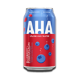 Aha Sparkling Water Blueberry & Pomegranate Flavour 355ml