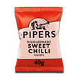 Pipers Sweet Chilli Crisps 40g
