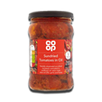 Coop Sundried Tomatoes in Oil 280g