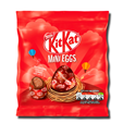 Nestlé Kit Kat Milk Chocolate Filled Mini Eggs Pouch 81g