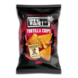 Wanted Tortilla Chips with Chilli 150gr