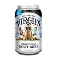 Virgil's Root Beer Soda Zero Sugar 355ml