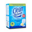 Clean and Fresh Lemon Dishwasher 15 Tablets 225g