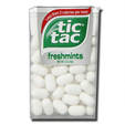 Tic Tac Fresh Mint