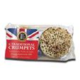 Lakeland Traditional Crumpets 6Pk