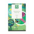 Coop Green Tea Pure Fairtrade 20 Bags 50g