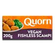 Quorn Fishless Scampi Vegan 200g