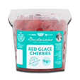 Buchanans Red Glace Cherries 100g