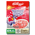 Kellogg's Strawberry Pops 350g