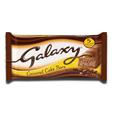 Galaxy Cake Bars Smooth Caramel 5 x 25.9g