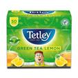 Tetley Green Tea Lemon Bags 50s