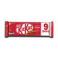 Nestlé Kit Kat Original 9 Bars 186.6g