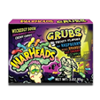 Warheads Halloween Grubs Chewy Candy 85g