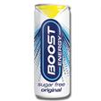 Boost Energy Drink Original Sugar Free 250ml