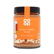 Coop Caramel Crispies Spread 300g