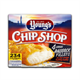 Youngs Chip Shop Cod 4's 400g