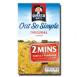 Quaker Oat So Simple Original 12's 324g