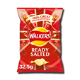 Walkers Crisps Ready Salted 32.5g