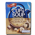 Batchelors Cup a Soup Cream Mushroom With Croutons 99g