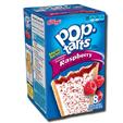 Kellogg's Pop Tarts Frosted Raspberry 8's 384g