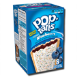 Kellogg's Pop Tarts Blueberry Frosted 8's
