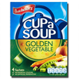 Batchelors Cup Soup Golden Vegetable 82g