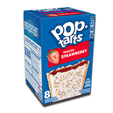 Kellogg's Pop Tarts Strawberry Frosted  400g