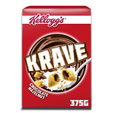 Kelloggs Krave Chocolate Hazelnut 375g