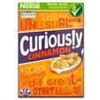 Nestlé Curiously Cinnamon 375g