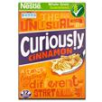 Nestlé Curiously Cinnamon 375g