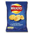 Walkers Crisps Cheese Onion 32.5g
